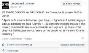 Dieudonné Charlie Coulibaly